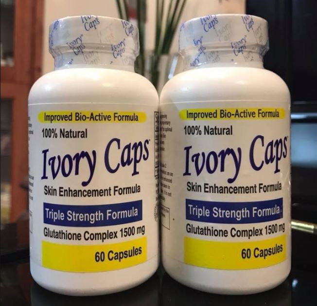 Trắng da Ivory Caps