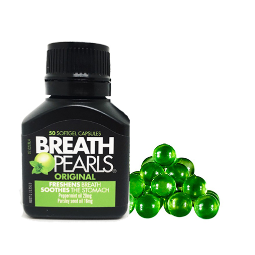 vien-uong-thom-mieng-breath-pearls-mau-moi