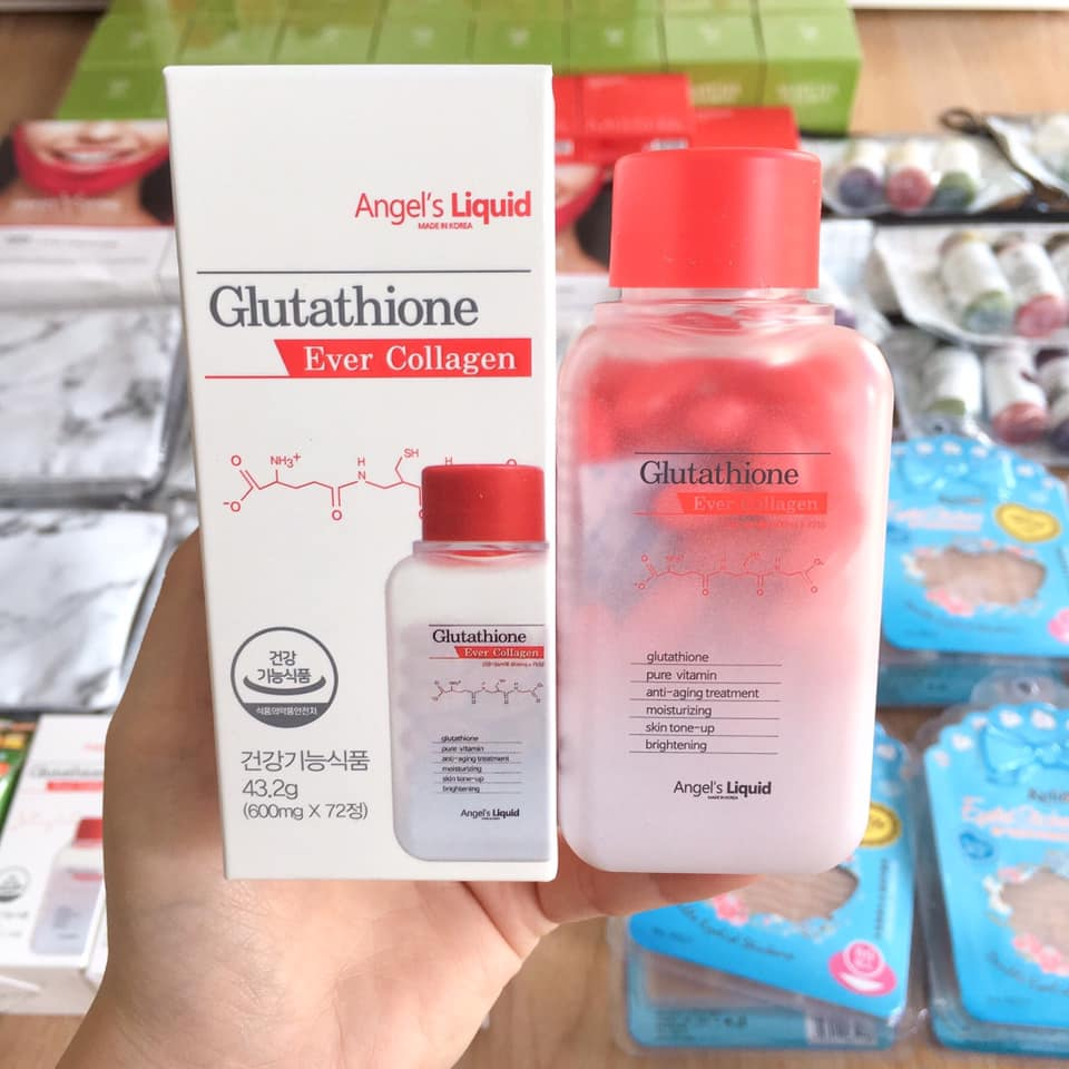 glutathione Ever Collagen