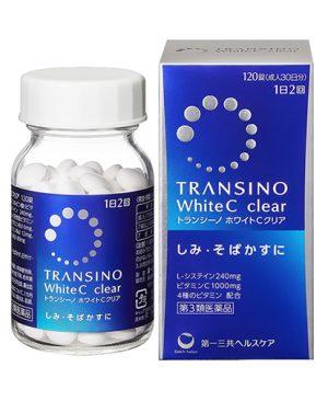 Thảo dược hỗ trợ trị nám Transino White C