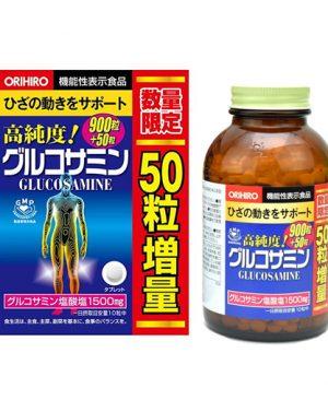 thuoc-bo-khop-glucosamine-orihiro-1500mg-900-vien