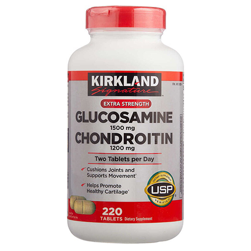 glucosamine-kirkland-chondroitin-220-vien